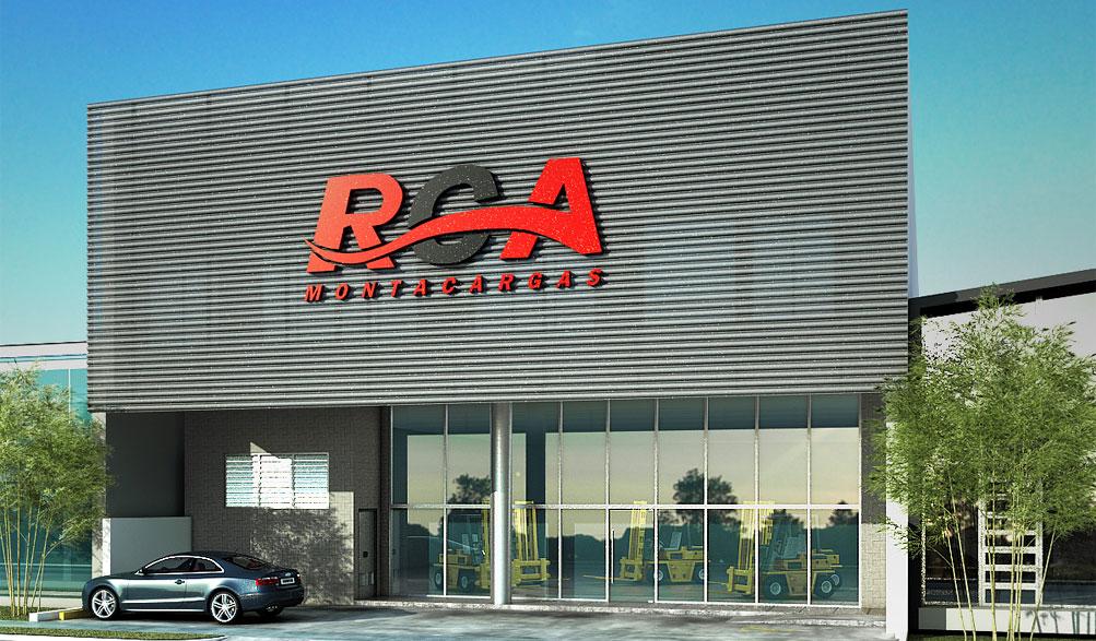 RCA Montacargas